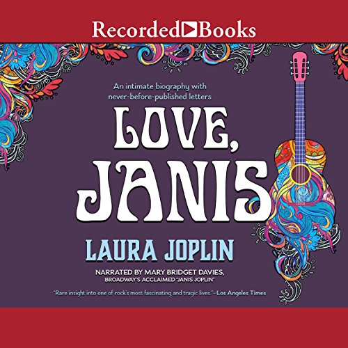 Love, Janis audiobook cover art