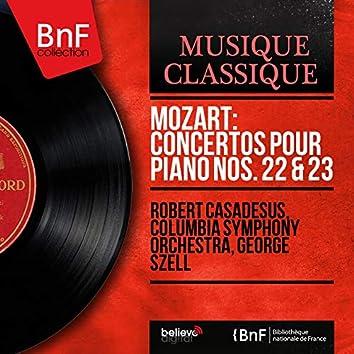 Mozart: Concertos pour piano Nos. 22 & 23 (Stereo Version)