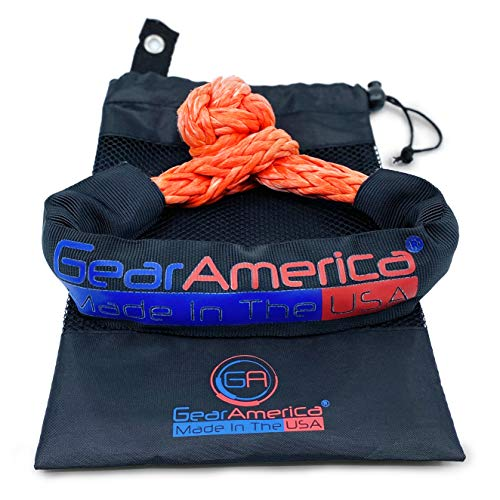 """GearAmerica ½"""" Synthetic Soft Shackle   45,000..."""