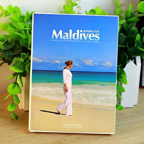 Yoin 30sheets/LOT Maak een reis naar Malediven ansichtkaart/wenskaart/wenskaart/Fashion Gift