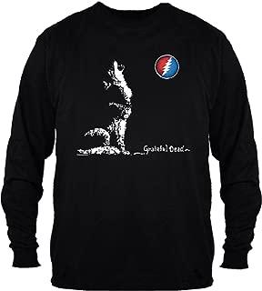 grateful dead wolf shirt