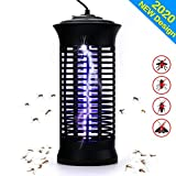 Dekugaa Bug Zapper,Electric Mosquito Zappers/Killer - Insect Fly Trap, Powerful Insect Killer,Mosquito lamp, Electronic UV Lamp for for Indoor, Child Safe