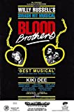 Kiki Dee 'BLOOD BROTHERS' Con O'Neill / Willy Russell 1987 Bromley, Kent Flyer