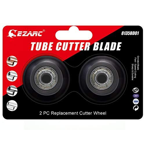 EZARC Ersatzrädchen für Rohrabschneider Durchmesser (Ø) 18 mm für Groß Leitungsschneider