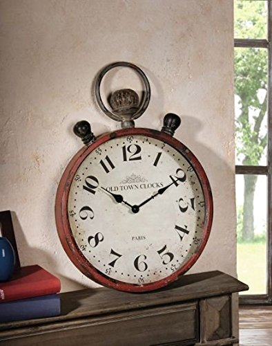 Metall-Uhr