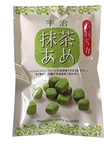 やわらか抹茶あめ 95g(個包装紙込み)