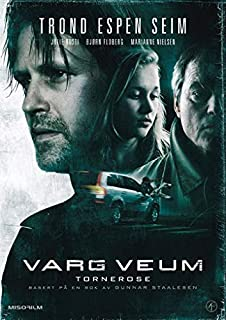 Varg Veum - Sleeping Beauty (2008) ( Varg Veum - Tornerose ) [ NON-USA FORMAT, PAL, Reg.0 Import - Norway ]