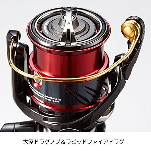 シマノ『セフィアCI4+(C3000SDHHG)』