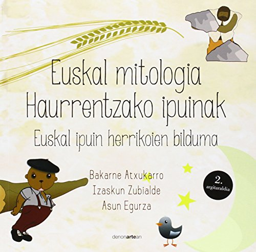 Euskal mitologia I. Haurrentzako ipuinak
