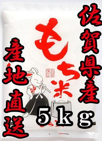 令和2年産 佐賀県産 ひよくもち 5kg 【ヒヨクモチ】【契約農家もち米】