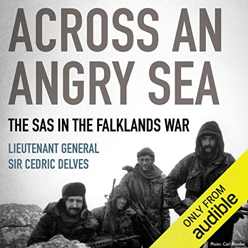 Across an Angry Sea cover art
