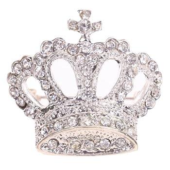 Best rhinestone crown pins wholesale Reviews