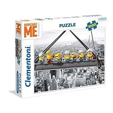 Clementoni  Minions  Puzzle (1000 Piece)