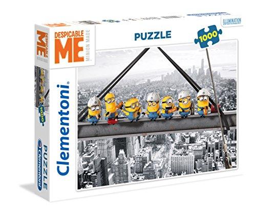 Clementoni 39370 Puzzle 1.000 Teile-Minions