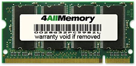 1GB DDR-333 (PC2700) RAM Memory Upgrade for The Compaq HP Business Notebook NX 6000 Series nx6110 (PZ379UA#ABA)