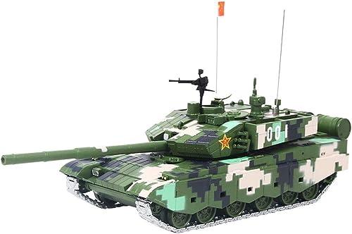 Simulation Panzermodell 1 50 Metal Alloy 99 Big Change Modell Panzerwagen (Farbe   Grün)