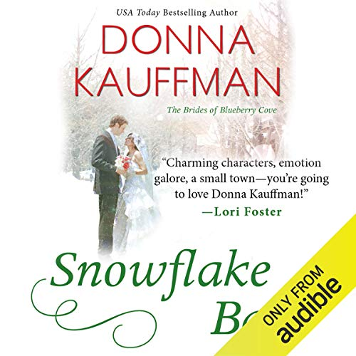 Snowflake Bay audiobook cover art