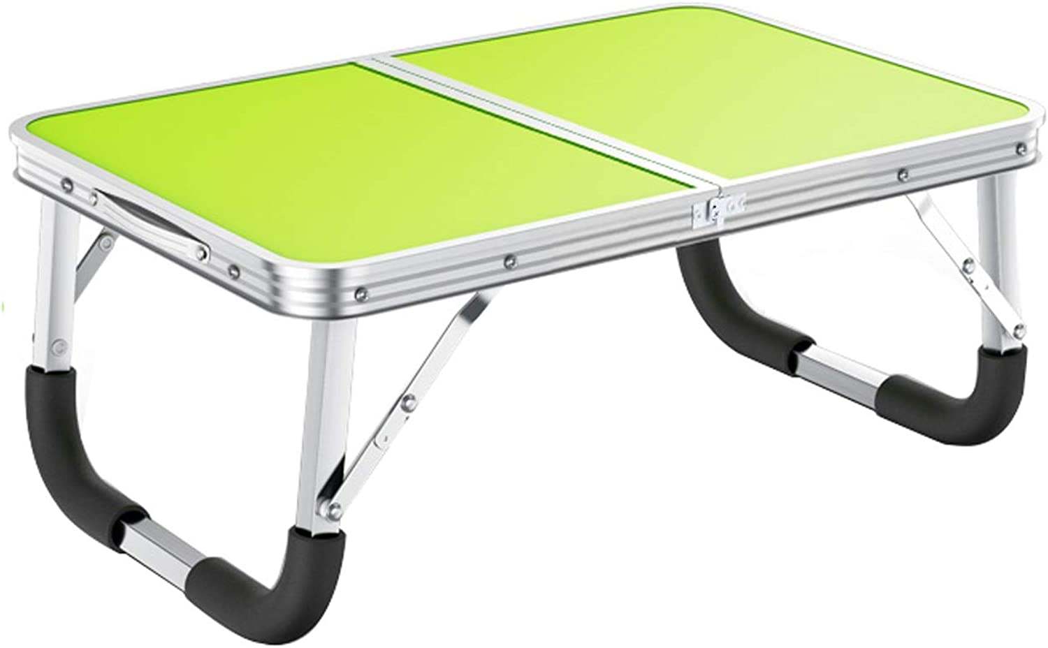Computer Desk Bed Desk Folding Table Lazy Table Small Table Student Study Table, Multi-Size Optional (Size   A)
