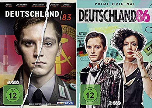 Deutschland 83 + Deutschland 86 [DVD Set]