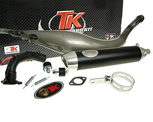 Pot d'échappement Turbo Kit Quad ATV 2T pour Kymco MXU 50.
