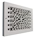 SMI Ventilation Products VBB610 Cold Air Return - 6 x 10 Victorian Style Base Board by SMI Ventilation Products