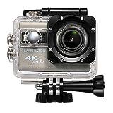 Iconntechs-4K-Action-Kamera, Unterwasser-Sport, für Tauchen, 60fps, 20MP, HD, mit...