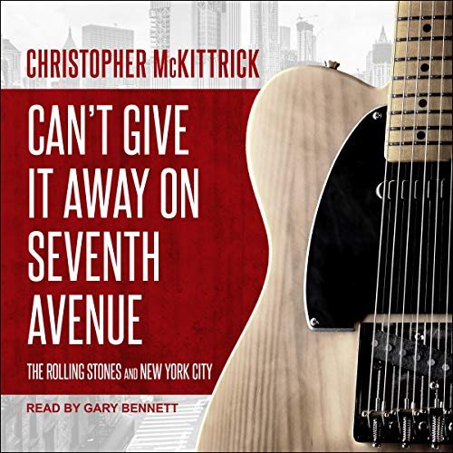 Can't Give It Away on Seventh Avenue cover art