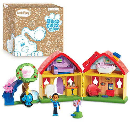 Blue's House Playset