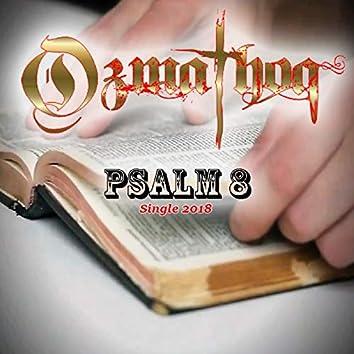 Psalm 8 2018