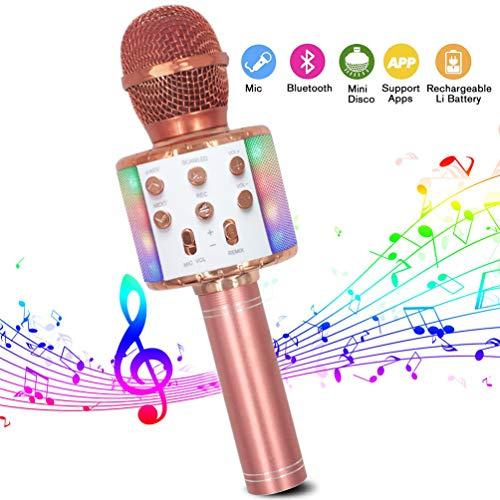Microphone Sans Fil Karaoké