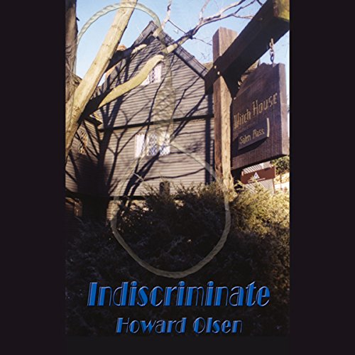 Indiscriminate  audiobook cover art