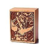 Sailor Moon cajas de música vintage decoración del hogar reloj de madera caja de música Navidad cumpleaños año nuevo regalo