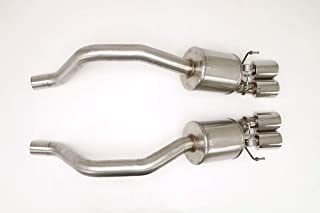 BILLY BOAT FUSION AXLE-BACK EXHAUST fits 06-13 CHEVY CORVETTE Z06 ZR1