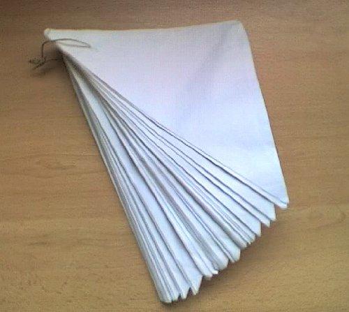 Unbekannt Ameisenkeks® - 100 x Papiertüten - für den Kaufladen