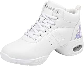 White leather jazz shoes Various sizes to clear limited stock new in bag.