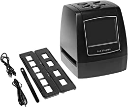 $62 » Hievomi Film Scanner 35mm 135mm Slide Film Converter Photo Digital Image Viewer with 2.4 Protable Negative