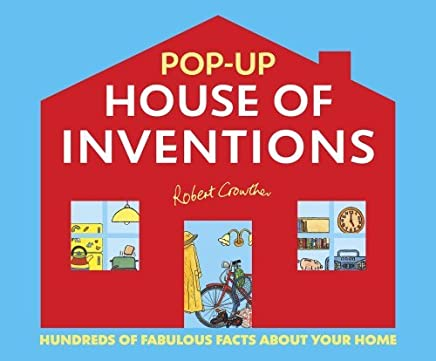 Pop-up House of Inventions by Robert Crowther (2008-11-03)