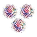 Quetschball, Squeezeball Anti-Stress-Ball, Quetschen Traubenbälle Bounce Dekompressions spielzeug...