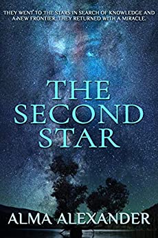 The Second Star by [Alma Alexander]