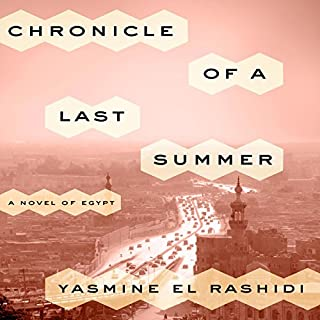 Chronicle of a Last Summer audiobook cover art