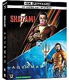 Aquaman + Shazam! [Francia] [Blu-ray]