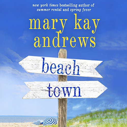 Beach Town audiobook cover art