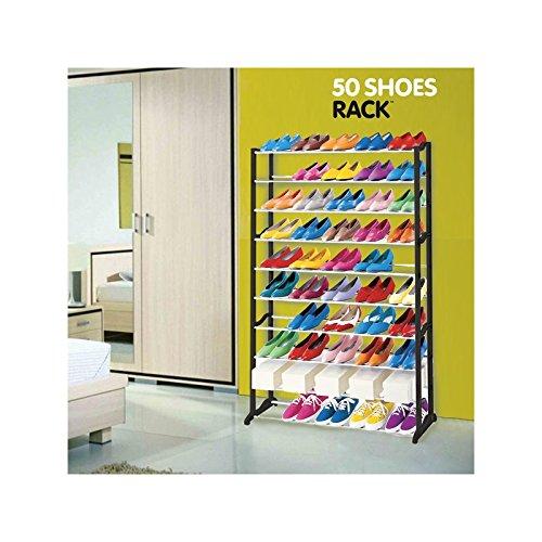 Bigbuy - Zapatero 50 Shoes Rack