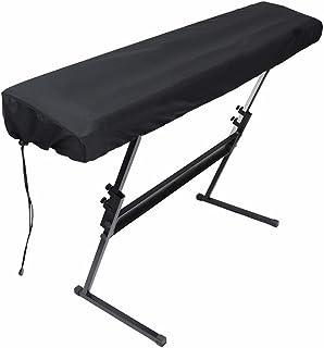 Piano Keyboard Dust Cover for 61/76/88 Keys- Electric/Digita