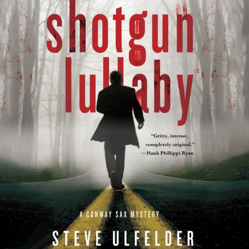 Shotgun Lullaby audiobook cover art