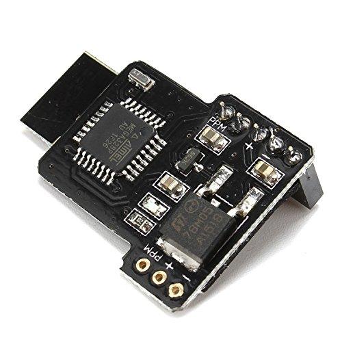LaDicha Módulo TX multiprotocolo para FRSKY X9D X9D Plus X12S Flysky TH9X 9XR Pro Taranis Q x7 transmisor