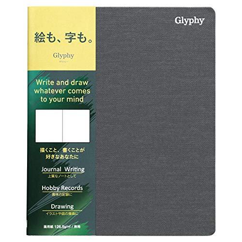 ノート グリフィー B6変型 画用紙 並口