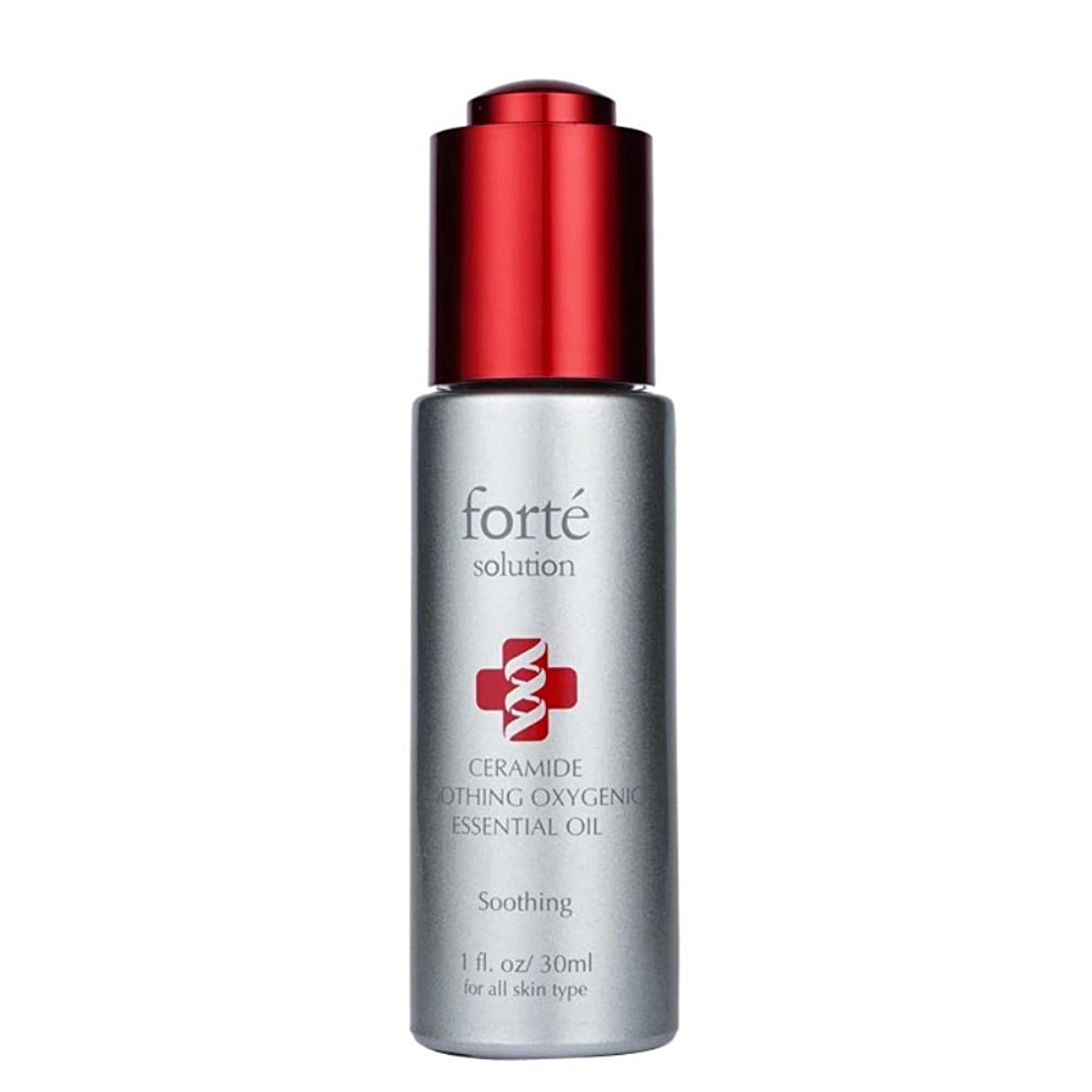 怪しい柔らかい足細心のFORTE Ceramide Soothing Oxygenic Essential Oil 30ml/1oz並行輸入品