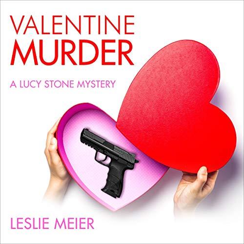 Valentine Murder Audiobook By Leslie Meier cover art