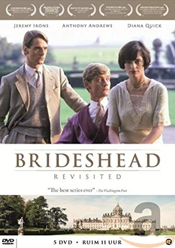 5 DVD Brideshead Revisited - The Complete Collection